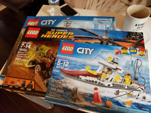 New unboxed LEGO 55% off -warehouse sale