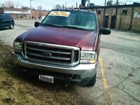Ford F-250 XLT Heavy Duty Pickup Truck. Low Price!