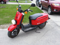 2009 Yamaha C3 Scooter Excellent Condition