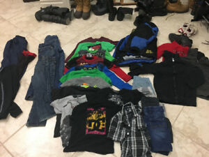 Boys Size 6 and 6x Clothes. ALL for $60