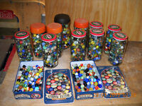Watches and Marbles.Prices just slashed.