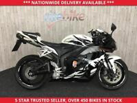 HONDA CBR600RR CBR 600 RR-A VERY RARE COLOURS LTD EDITION FSH 12M MOT 2011