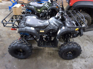 NEW ODES 125CC KIDS ATV WITH 6 MONTH WARRANTY