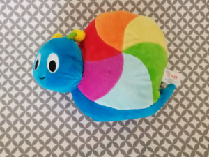 Gund learn colors snail