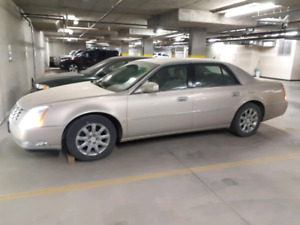 SALE PENDING Low kms lady-driven Cadillac