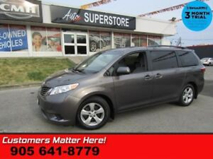 2015 Toyota Sienna LE  8-PASS PWR-SLIDERS PWR-SEAT CAM HS REAR-A