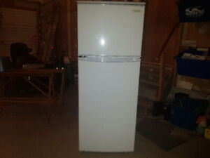 Danby 12 cubic foot appartment size fridge