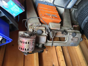 Metal Band Saw, works great
