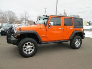 2012 Jeep WRANGLER UNLIMITED SAHARA   TRADE WELCOME