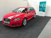 Audi A3 1.6TDI Sportback 2011 Sport finance available from £35 per week