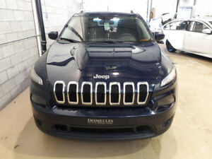 Jeep Cherokee 2015 with Extended Warranty to 100,000 kms
