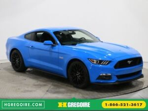 2017 Ford Mustang GT A/C MAGS CAM DE RECULE BLUETOOTH