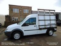 2006 FORD TRANSIT CONNECT, LWB, GLASS FRAIL, 1 OWNER, 75K MILES, ## NO VAT ##