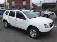 2014 14 DACIA DUSTER 1.5 AMBIANCE DCI 4WD 5D 109 BHP DIESEL