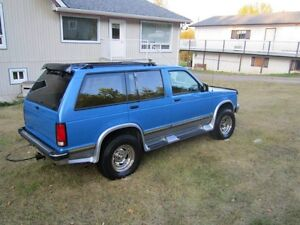 1993 GMC Jimmy SUV, Crossover