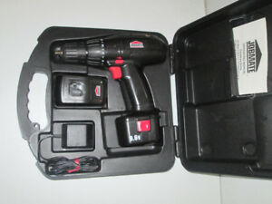 Cordless Power Drill/Screwdriver