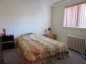Spacious 2 Bedroom + Den + Parking - All Inclusive with Internet