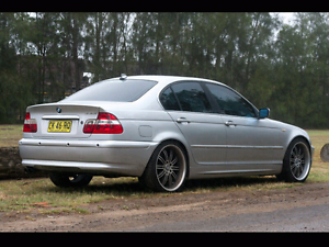 '02 BMW 330i Auto Aircon Leather Luxury Euro St Clair Penrith Area Preview