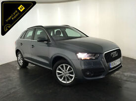 2013 63 AUDI Q3 SE TDI DIESEL 1 OWNER SERVICE HISTORY FINANCE PX WELCOME