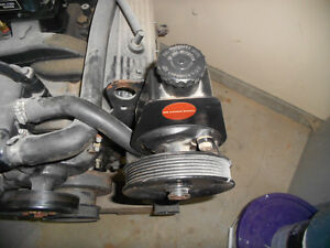 MERCRUISER POWER STEERING PUMP