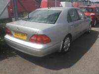 2003 LEXUS LS 430 4.3 4dr Auto
