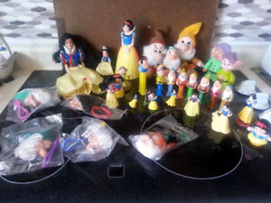 Large Lot of Snow White Items