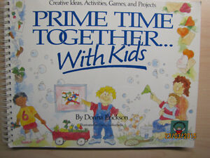 Prime Time Together with Kids Book