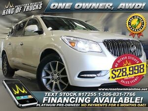 2013 Buick Enclave Leather AWD | Sunroof