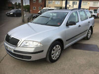 2008 Skoda Octavia 1.9TDI PD Classic diesel estate 116,000 Great history