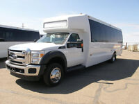 Bus Charter and Group Transportation