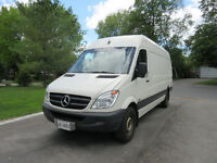 2012 Mercedes-Benz Sprinter Van 2500/ 3 L/170 Extended High Roof