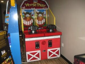Horse Play Air Operated -Trade in your Pinball