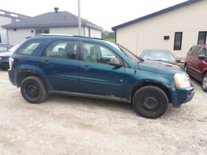 CHEVROLET EQUINOX 2006 AWD 995$