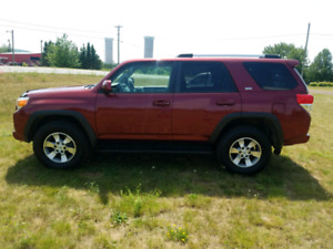 2010 Toyota 4Runner SR5 Limited V6 4x4 Automatic