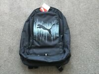 Brand new Puma backpack