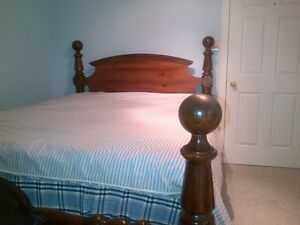 Queen Size Bed Frame Peterborough Peterborough Area image 1