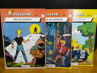 Rock Derby - Greg - Revue Spirou Tintin - BD edition originale