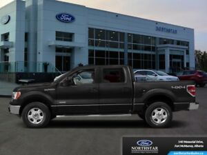 2014 Ford F-150 FX4  - Sunroof - Navigation - $257.58 B/W