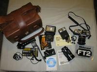 Caméra et équipement