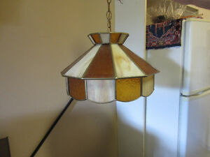 "LAMPE ""TIFFANY""  LAMP"