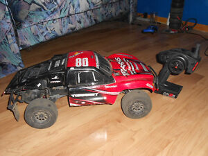 traxxas torment 2wd