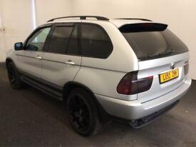 For sale stunning BMW X5 231bhp,3litre petrol,drives amazing,low mileage,FSH,fresh 12 months MOT!