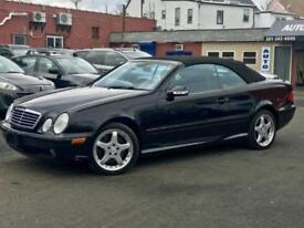 2002 Mercedes-Benz CLK 55 AMG Convertible, Automatic