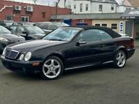 2001 Mercedes-Benz CLK 55 AMG Convertible, Automatic - ARRIVED