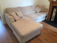 DFS Freya Corner Sofa For Sale