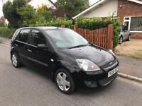 2006(06) Ford Fiesta 1.25 Zetec - 1 Owner From New - Low Mileage