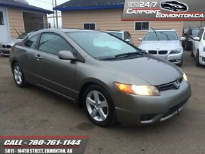2006 Honda Civic Cpe SUNROOF...LOADED...RUNS GREAT ONLY $4750  -