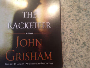 "Audio book by John Grisham ""the Racketeer"""
