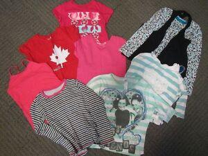 BAG OF SIZE 8 GIRLS CLOTHES!!! Kawartha Lakes Peterborough Area image 4