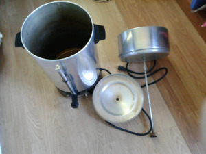 Party size coffee maker